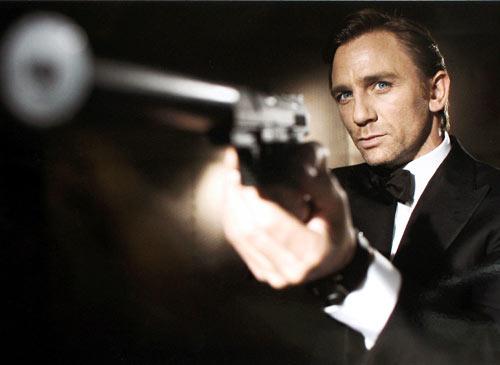 """Foto: Cum se va intitula al 23-lea film din seria """"James Bond"""""""