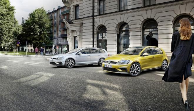 Foto: Noul Volkswagen Golf poate fi comandat de la Darius Motors Constanţa