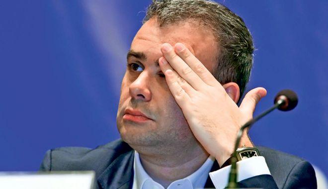 Foto: Darius Vâlcov, consilierul  prim-ministrului Dăncilă,  condamnat la opt ani de închisoare