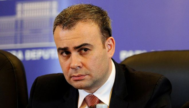"""Foto: Darius Vâlcov: """"George Soros  este păpușarul  lui Dacian Cioloș"""""""