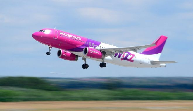 Foto: Plecaţi în Spania sau Germania? Veşti bune de la Wizz Air