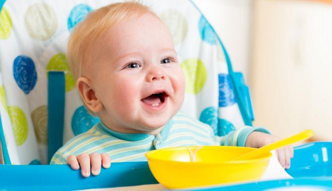 Foto: Alimentaţie echilibrată. Daţi-le copiilor ouă şi alune!
