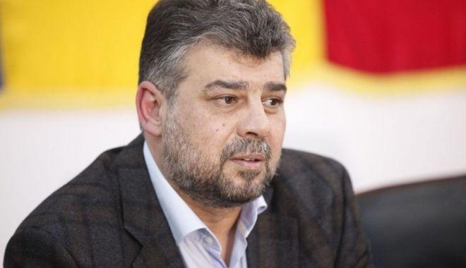 Foto: Președintele PSD promite o lege pentru amânarea ratelor la bănci