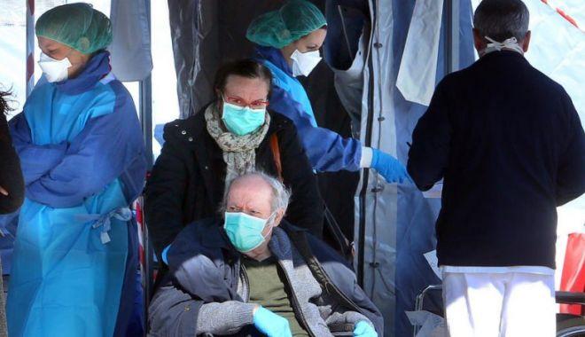 Foto: Coronavirus / Opt țări europene au depășit pragul de 10.000 de cazuri