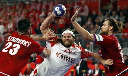 Foto: Mare surpriză la europenele de handbal! Danemarca pleacă acasă