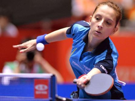 Foto: Elizabeta Samara țintește calificarea la Olimpiadă