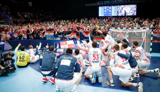 Foto: Semifinale de foc la Europenele de handbal masculin