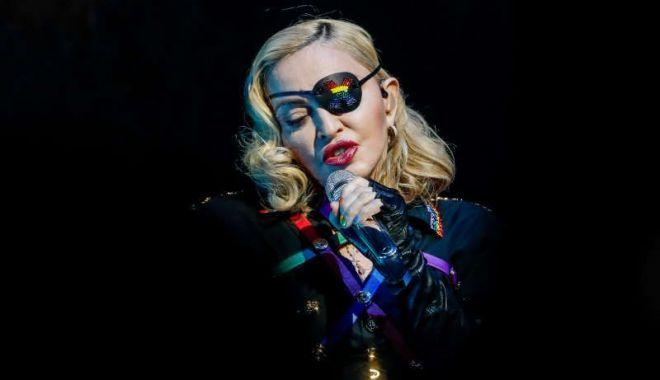 Foto: START RATAT în turneul Madonnei! Concertul de la Londra, anulat