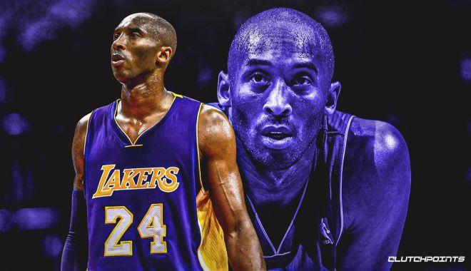 Foto: TRAGEDIE ÎN BASCHET! Kobe Bryant, mort într-un accident de elicopter