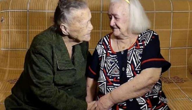INCREDIBIL: S-au reîntâlnit după 78 de ani! Vezi povestea lor! - ddd-1581094333.jpg