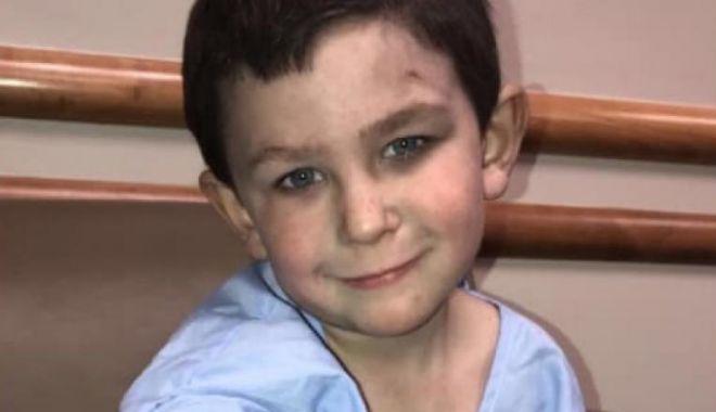 Copil de 5 ani, erou în SUA! Va deveni pompier onorific - ddd-1581754616.jpg