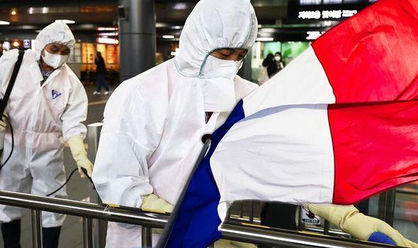 Foto: Turist chinez, primul deces în Europa din cauza coronavirusului