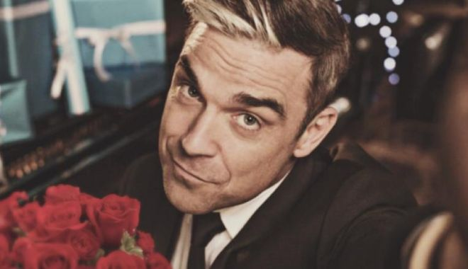 Foto: Robbie Williams, un tătic fericit pentru a patra oară!