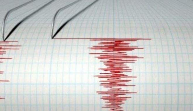 Foto: CUTREMUR de magnitudine 4,5 în zona seismică Vrancea