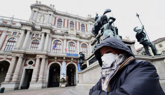 Foto: Vârful epidemiei de coronavirus încă nu a fost atins în Europa