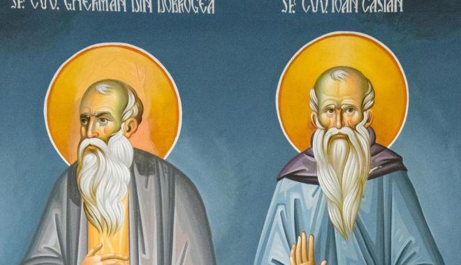 Biserica Ortodoxă Română îi cinstește pe Sfinții Ioan Casian și Gherman - dddd-1582620612.jpg
