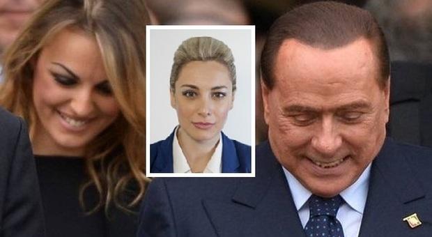 Foto: Berlusconi schimbă iubita. Diferența de vârstă, un amănunt