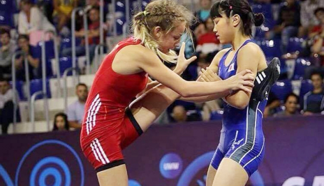 Foto: Debut în forţă pentru Andreea Ana, la Campionatul Mondial
