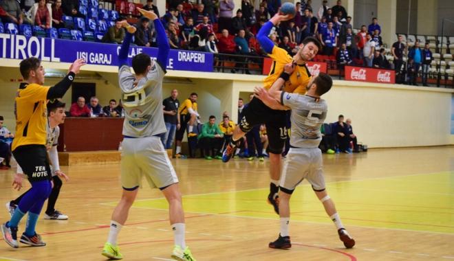 Foto: Debut în deplasare pentru HC Dobrogea Sud ll  şi CS Medgidia