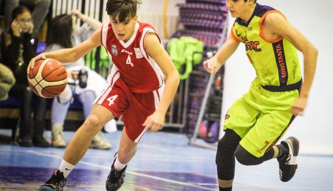 Foto: Debut bun pentru CSS 1 - Athletic, în faza secundă a CN U16