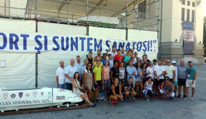 Foto: De la Monaco, �n Mamaia. Debutul Campionatului Mondial de Bob �i Skeleton se apropie cu pa�i repezi