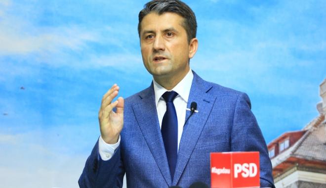 Foto: PSD caută viceprimari pentru Primăria Constanţa. Pe cine va avea Făgădău la dreapta şi la stânga