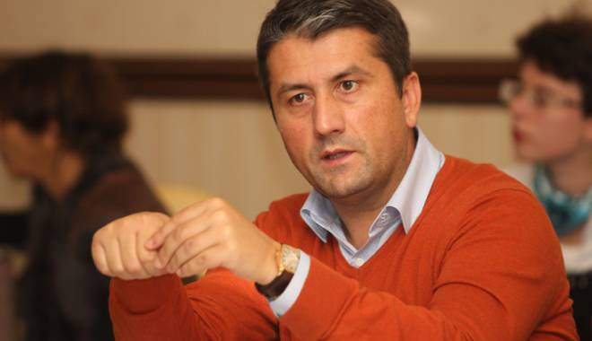 """Foto: Decebal Făgădău: """"Voi candida la Primăria Constanţa"""""""