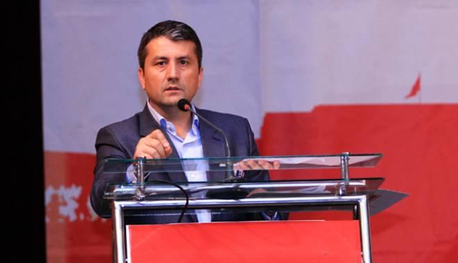 Foto: Decebal Făgădău, candidat oficial al PSD la Primăria Constanţa