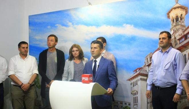 Foto: Lupta pentru putere la Constanţa.  Cum va arăta Consiliul Local Municipal