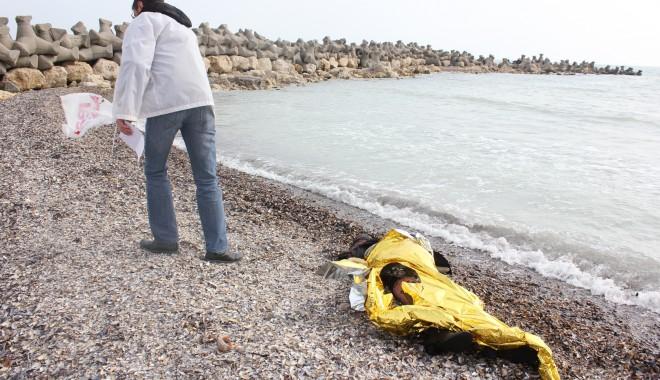 Foto: Femeia disparută la Mangalia, în apele Mării Negre, GASITĂ DECEDATĂ