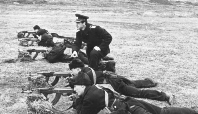 Doliu în Armata Română.