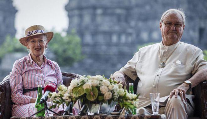 Foto: Deces în familia regală a Danemarcei.  A murit prințul consort Henrik
