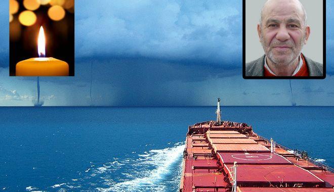 Foto: Doliu printre navigatori. A murit un marinar botezat de străjerele