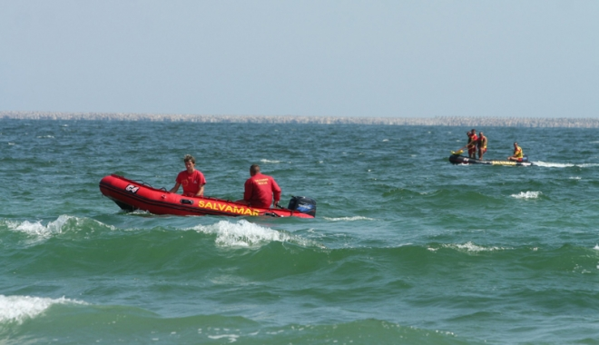 """Foto: De ce sunt atât de multe cazuri  de înec pe litoral. """"Marea Neagră  a suferit schimbări profunde"""""""