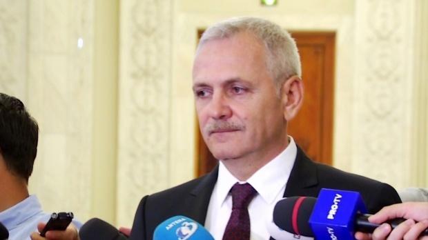 Foto: Liviu Dragnea şi-ar putea afla azi sentinţa în dosarul angajărilor fictive. DNA a cerut 7 ani şi jumătate de închisoare