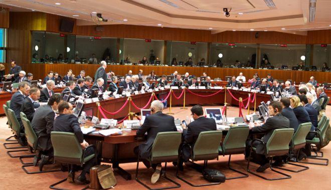 Foto: Decizii majore  luate de miniștrii  de Finanțe ai UE