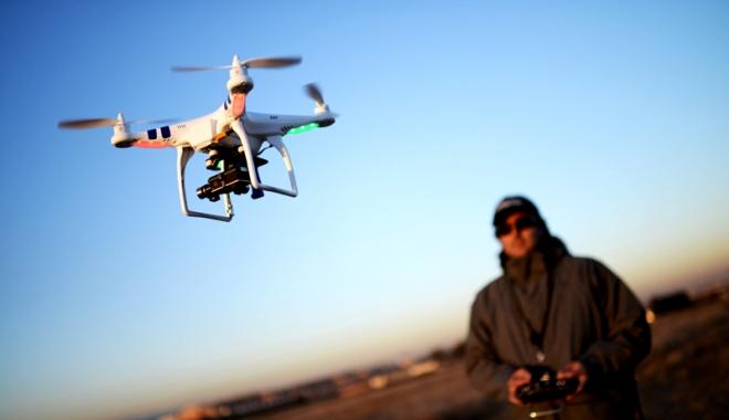 Foto: Declarație comună a SUA și a altor 44 de națiuni privind utilizarea și exportul dronelor