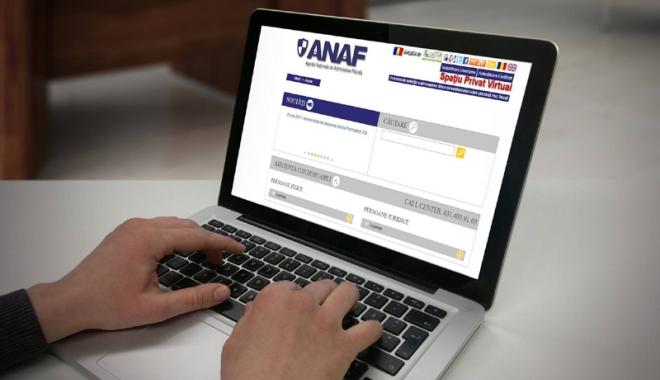 Foto: Declarațiile fiscale pe care contribuabilii trebuie să le depună on-line, în ianuarie 2018