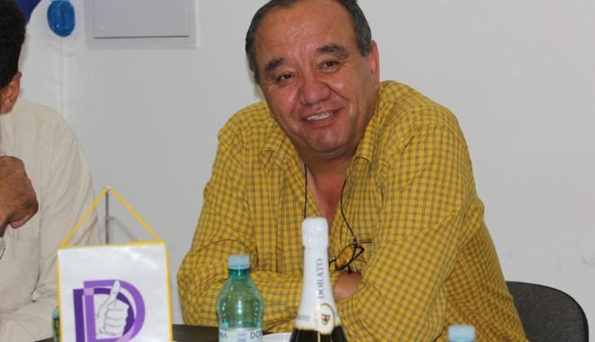 Foto: Dede Perodin, singurul candidat pentru funcţia de preşedinte al PP-DD Constanţa