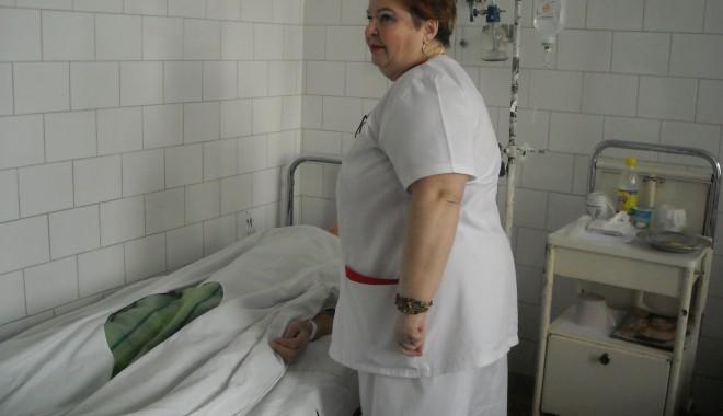 Foto: Spitalul Judeţean Constanţa are un deficit major de cadre medicale