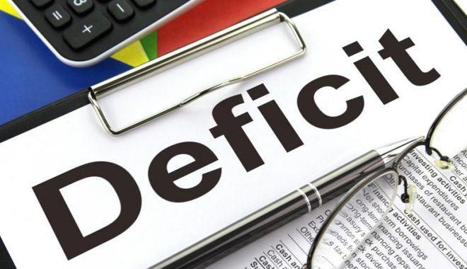 Foto: Deficitul bugetului general consolidat s-a apropiat de 21 miliarde de lei