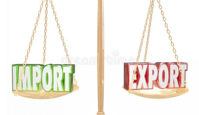 Foto: Iată cât este deficitul comercial al României