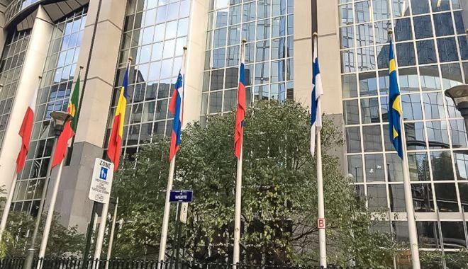 Foto: Delegaţie a Parlamentului European, vizită de evaluare la Chişinău