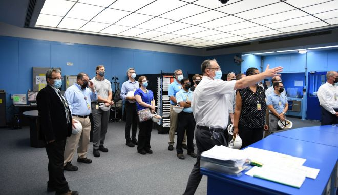 Delegaţie americană în vizită de lucru la SN Nuclearelectrica - delegatie4-1627670181.jpg
