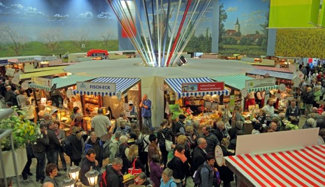 Foto: Delicatesele românești, promovate la Berlin