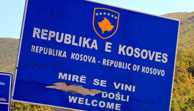 """Foto: Ministrul sârb de Externe, Ivica Dacic: """"Demarcarea unilaterală a frontierei de către Kosovo, imposibilă"""""""