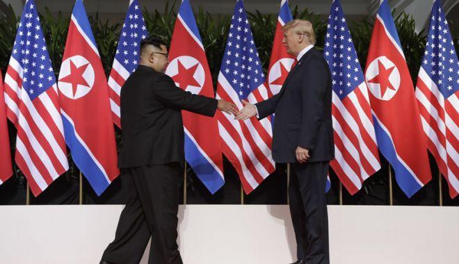"""Foto: """"Denuclearizarea Coreei de Nord va începe foarte repede!"""""""