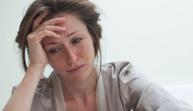"""Foto: """"Depresia poate influenţa capacitatea pacientului de a adera la tratament"""""""