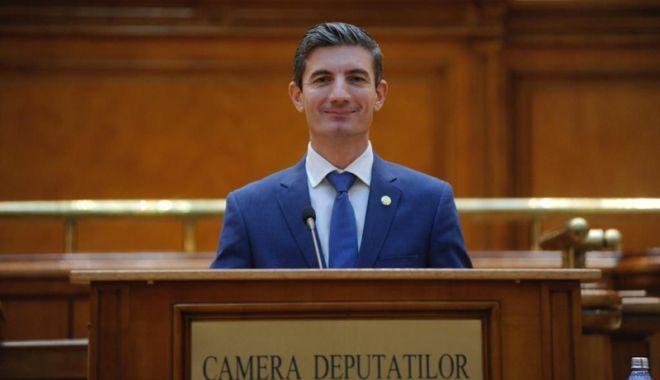 """Foto: Deputatul George Vișan:  """"Reducerea cotei de TVA la 5%, un motiv bun pentru declararea veniturilor"""""""