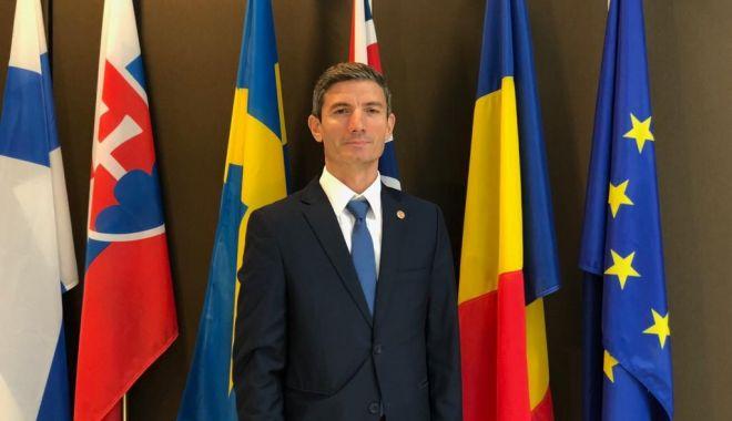 """Foto: Deputatul George Vișan: """"România are nevoie de un impact cât mai mic asupra mediului"""""""